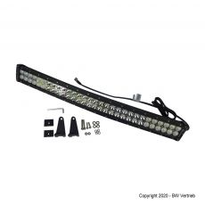 CURVED LED light bar 2-reihig mit 180W