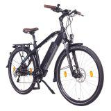NCM Venice Plus 28 Zoll Trekking Urban E-Bike Mattschwarz